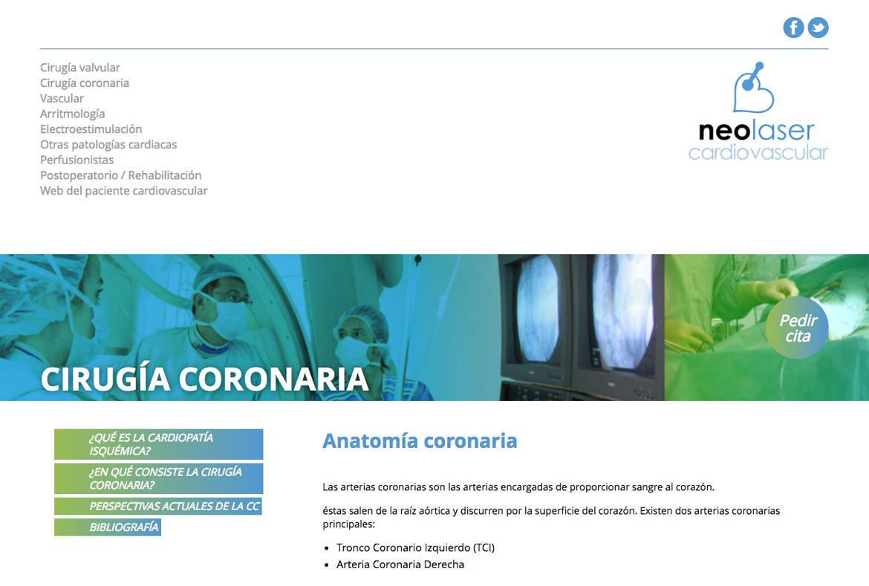Diseño web y diseño gráfico de aplicaciones corporativas para la marca