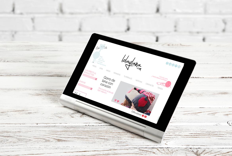 Diseño de marca y creación de web corporativa